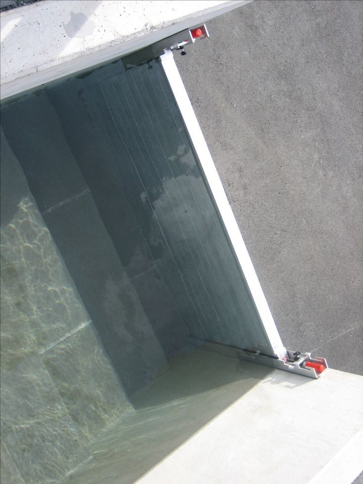 Hochwasserschutz Aluminium