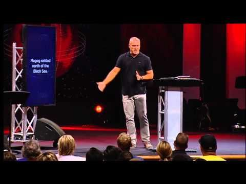 """Pastor Greg Laurie brings a message from Revelation 1 and Ezekiel 37 in his series """"Revelation: The Next Dimension"""""""