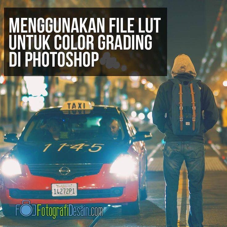 Cara cepat membuat efek cinematic dng menggunakan LUT di @photoshop cek: http://bit.ly/1jAhIrs #Tutorial #tutorialphotoshop #photoshopindonesia #photoshop_indonesia #workshopjakarta #photoshopid #bahasaindonesia #bahasa #jakarta