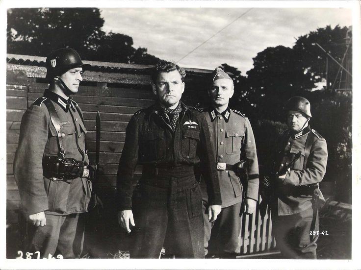 Kenneth More Anton Diffring - Reach For the Sky