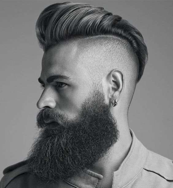 Daily Dose Of Best Beard Style Ideas From Beardoholic.com                                                                                                                                                     More