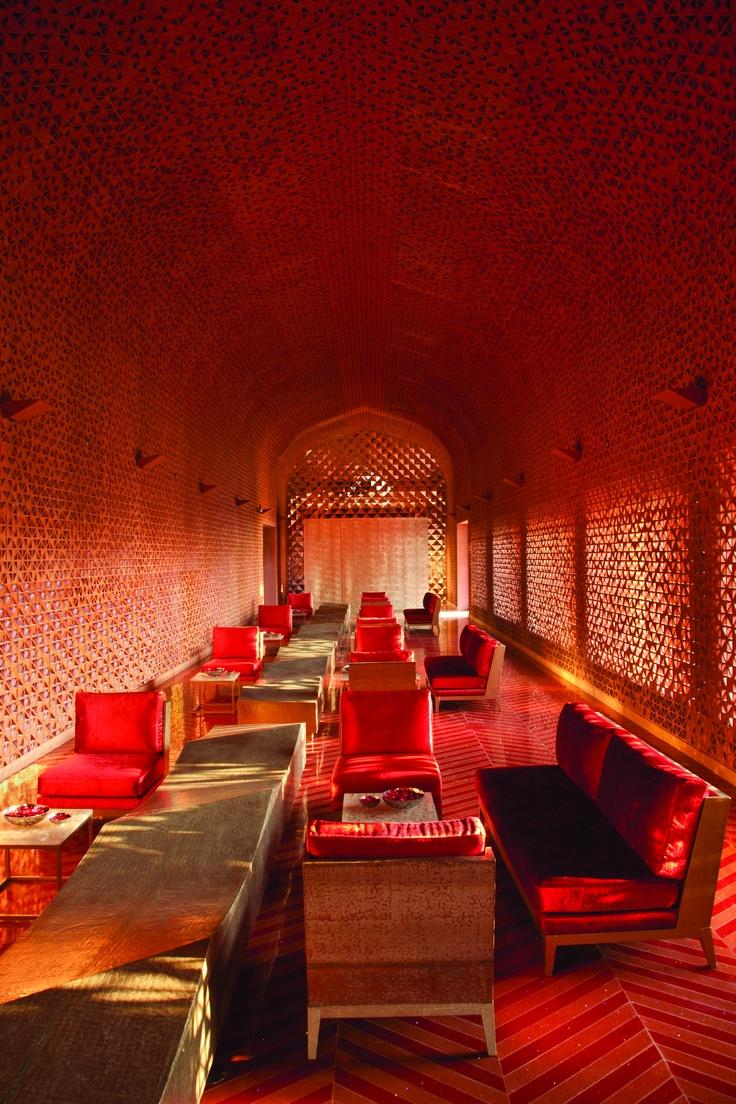 Adorable 70 Red Hotel Interior Decorating Design Of 371