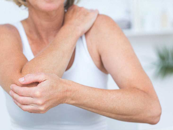 Rheumatoid arthritis mostly affects joints. You may also experience flare-ups that cause other symptoms, including rashes known as rheumatoid vasculitis.