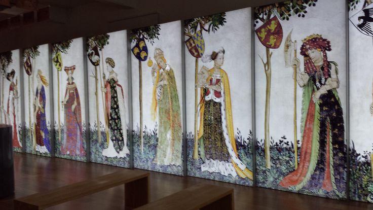 Tra musei, castelli, cavalieri & abbazie