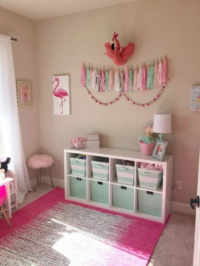 Girly playroom toddler play room # in 2020 | Kids bedroom ...