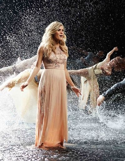 "Carrie Underwood Premieres ""Something in the Water"" Video on Twitter - Country Weekly"