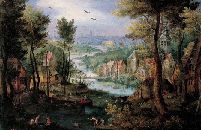 Brueghel. Capolavori dell'arte fiamminga.  Palazzo Albergati, Bologna. 02-10-2015 - 28-02-2016