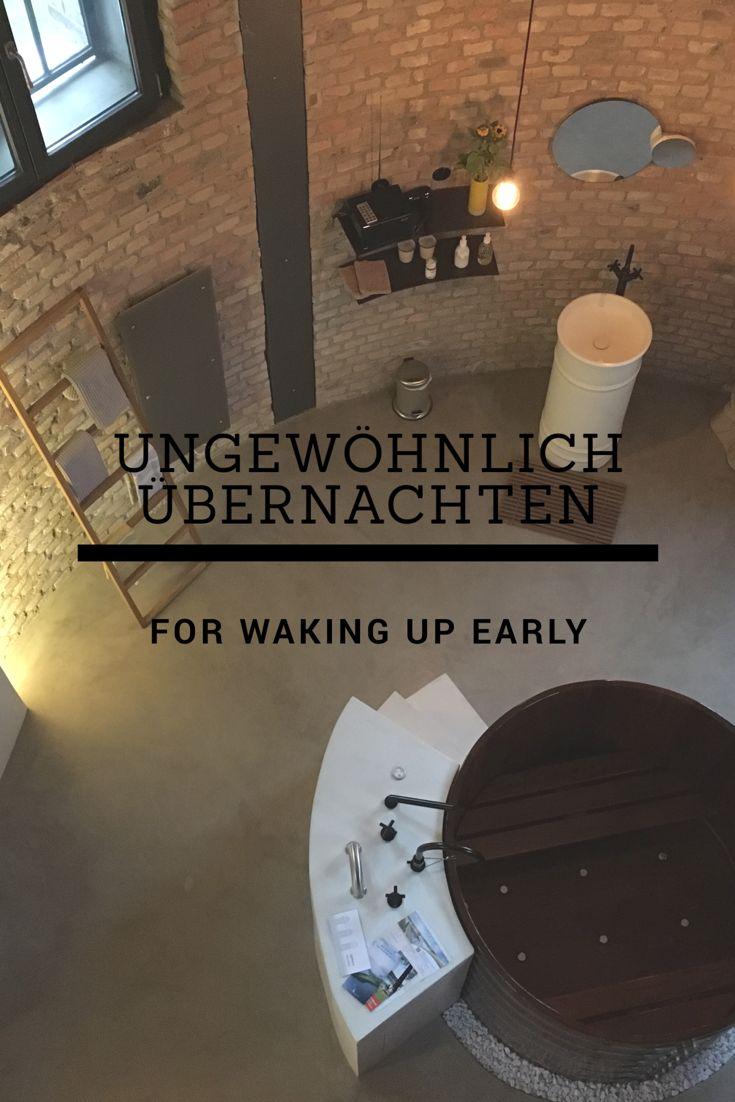 Ungewöhnlich Übernachten! In Deutschland kein Problem,oder doch? http://www.wellspa-portal.de/kurios-einzigartig-und-ungewoehnlich-uebernachten/