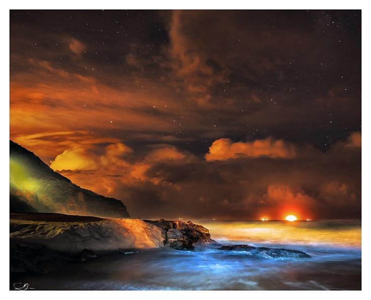 Stormy Coast V by mdomaradzki.deviantart.com on @deviantART