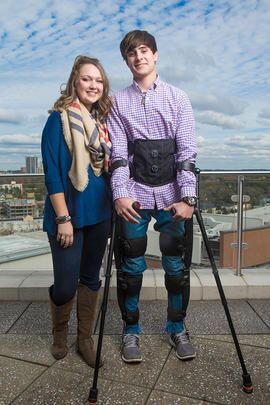 Robotic exoskeleton for paraplegics approved for market - CNET