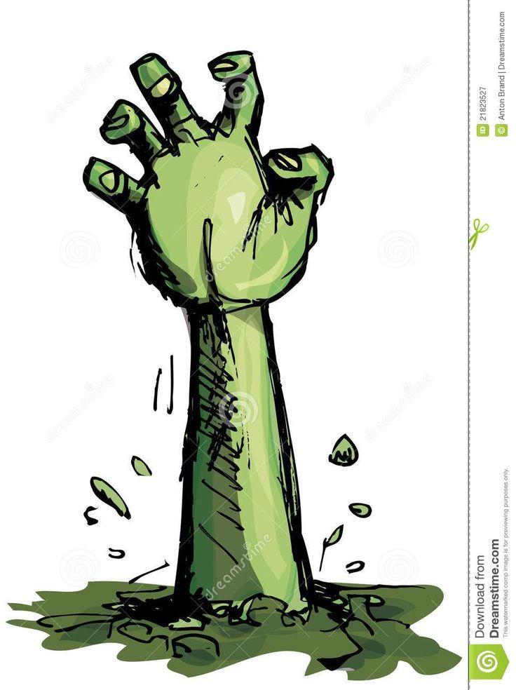 cartoon-green-zombie-hand-21823527.jpg 972×1,300 pixels ...