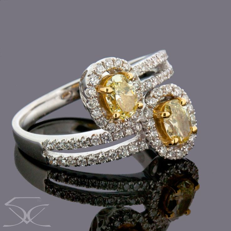 Canary Diamond Ring Product ID TWD/DDR520 Price: $3,950.00 ex. GST Suite 403, Level 4 250 Pitt Street, Sydney Tel: +61412461008 Please visit us here https://tinyurl.com/y9bcalqe OR view the map link http://ow.ly/Seuv30gZh3L  #White_Gold #TwinkleDiamonds #diamond_dress_ring #DiamondRing #Diamond #dress_ring #Wedding_Ring