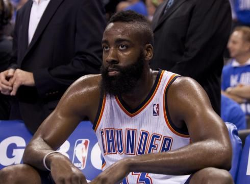 Hardened times in the Western Conference; the Beard flies south for the winter