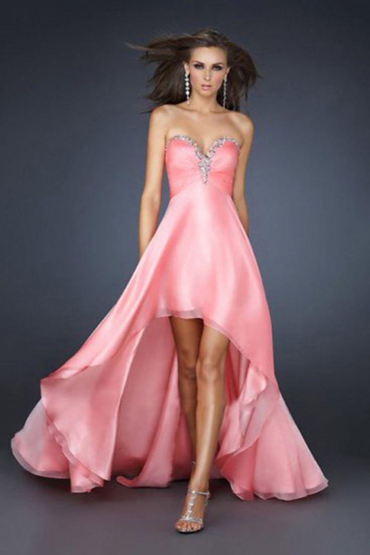 Mejores 160 imágenes de Prom dresses en Pinterest | Vestidos de ...