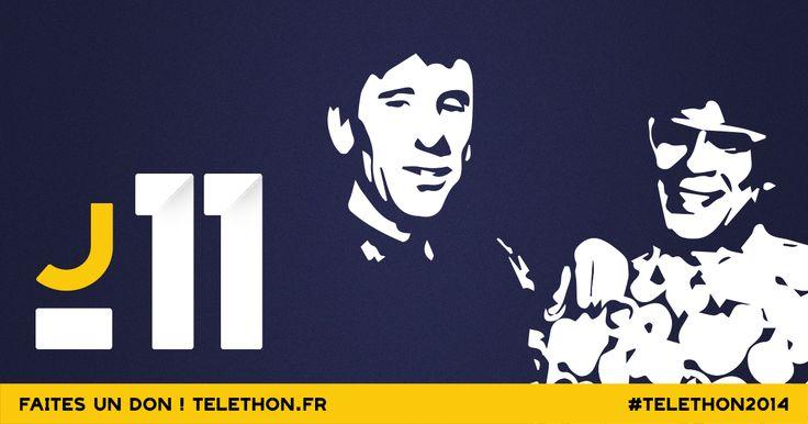 [Facebook] Alain Souchon, Laurent Voulzy : un album pour 40 ans d'amitié ! C'est beau d'être fidèles ! On espère que vous le serez tous pour la 28ème édition #TELETHON2014