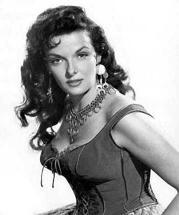 The Jane Russell Gallery at Brian's Drive-In Theater