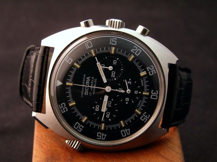 SICURA – DIVERS | 70s Watches Gallery