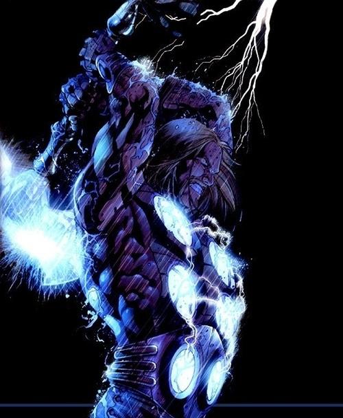 Thunder God   #comics