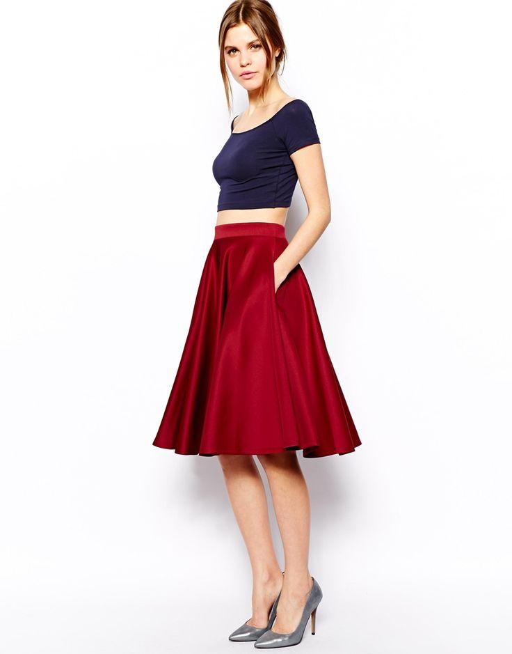 Skirt Pockets 114