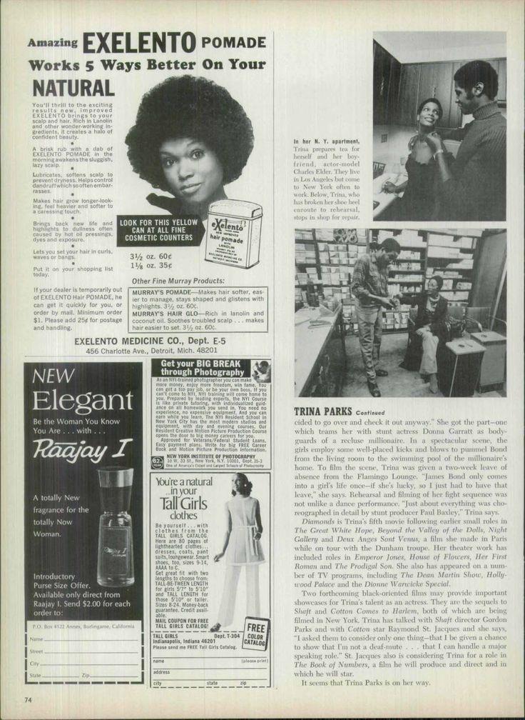 Strangways files: TRINA PARKS: THE GIRL WHO ZAPS JAMES BOND.