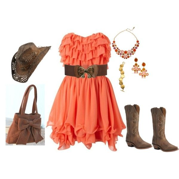 """Thank God I'm A Country Girl"" by penny-mercer-durbin on Polyvore"