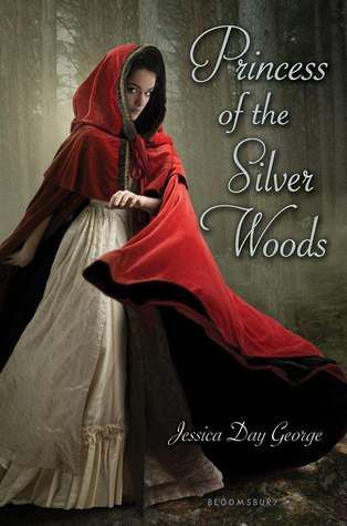 princess of the silver wood: 12 dancing princesses rewrite from Melissa George