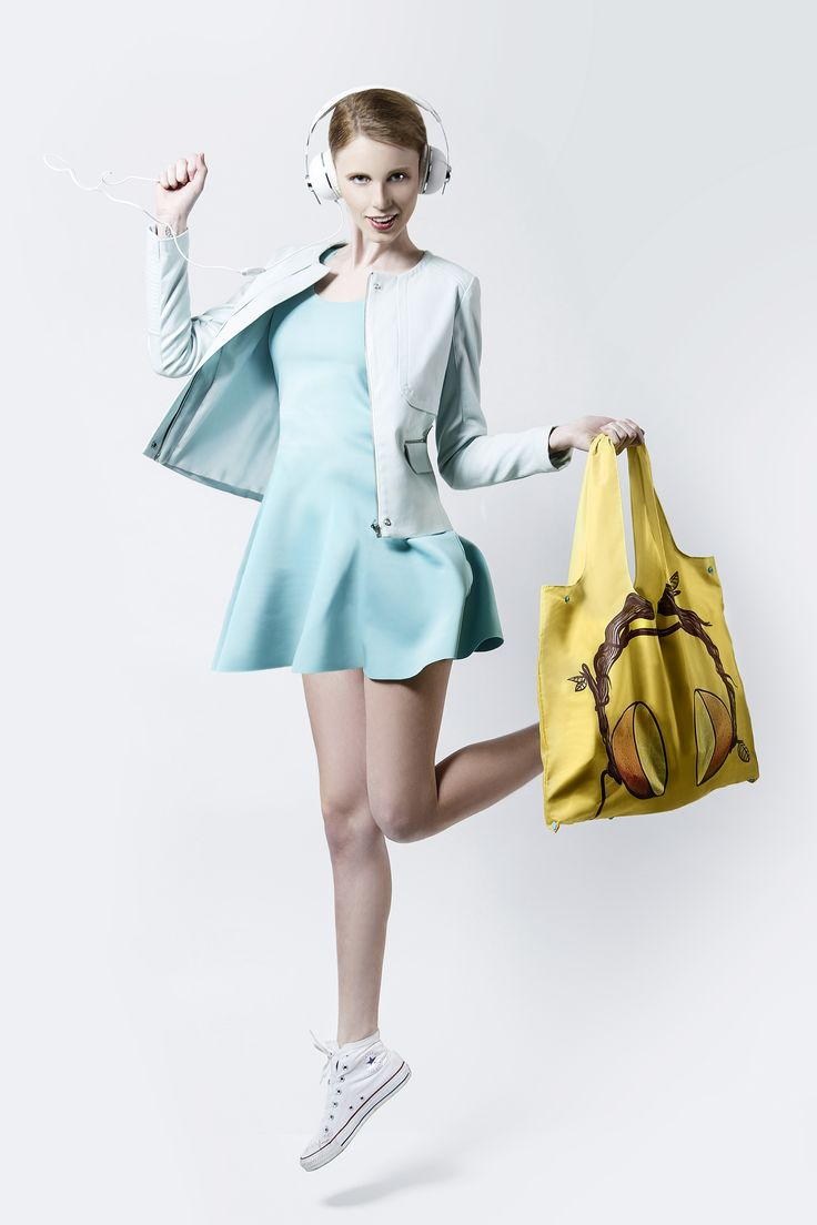 Torba na zakupy ECO-BAG BG Berlin :) model Juicy Beats: http://bgberlin.pl/index.php/produkt/torba-juicy-beats/