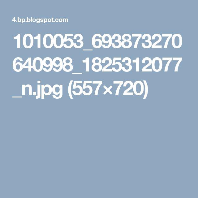 1010053_693873270640998_1825312077_n.jpg (557×720)