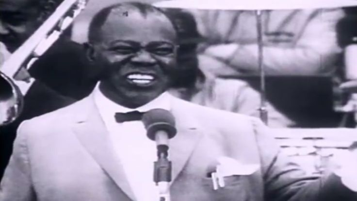 Louis Armstrong - What A Wonderful World (1967) HQ