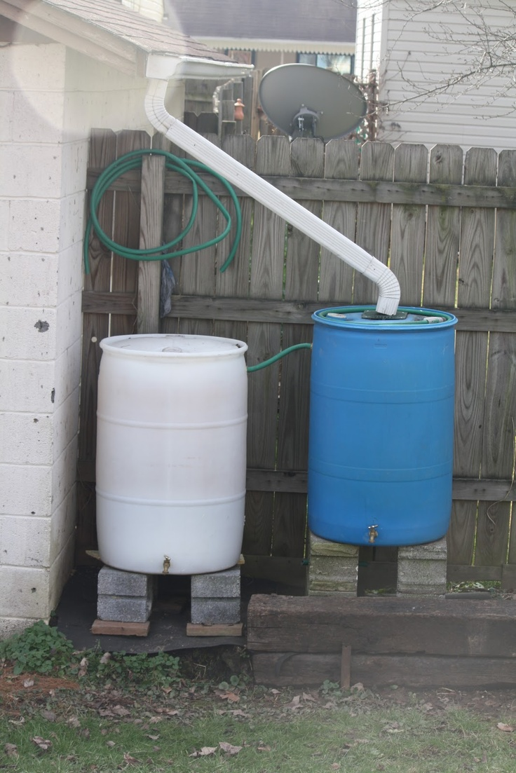 17 best images about homestead water on pinterest off for How to make your own rain barrel system
