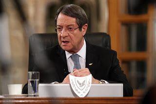 Διακαναλική συνέντευξη με στόχο να ενημερώσει τον κυπριακό λαό για τα όσα συνέβησαν στο Μοντ Πελεράν, θα παραχωρήσει απόψε στις 8 το βράδυ ο Πρόεδρος της Δημοκρατίας Νίκος Αναστασιάδης.