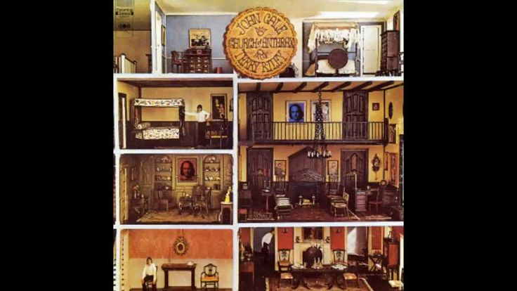 John Cale & Terry Riley - Church of Anthrax (1971)