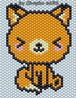 Маленький зоопарк   biser.info - всё о бисере и бисерном творчестве