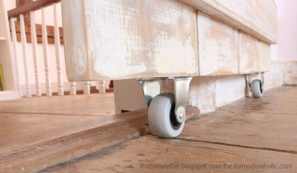 Build this easy DIY sliding barn door, based on an original antique door, in just two steps and for under $100. Plus a simple and inexpensive hanging method.