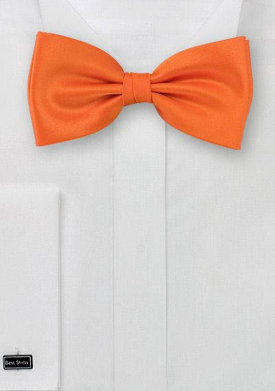Orange cheap bow ties, Thanks Erin!