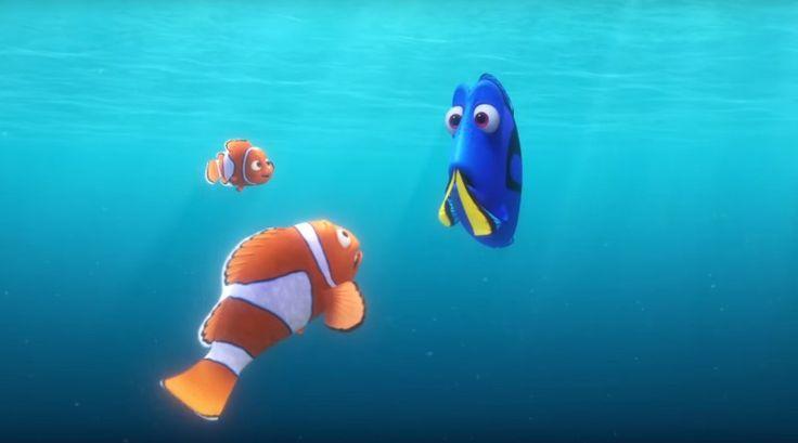 Finding Dory (2016) Pixar Film – Official Trailer 2