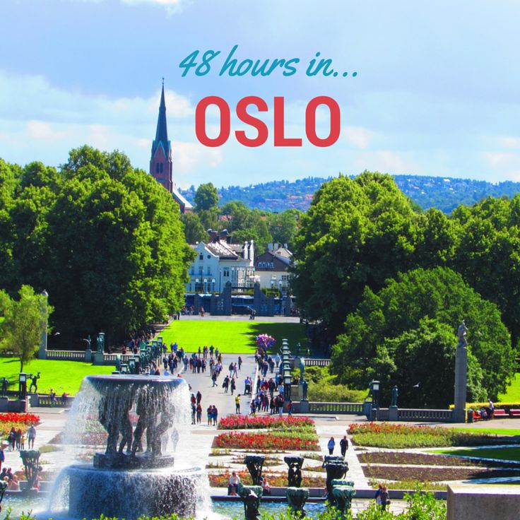 A visit to the city of Oslo Norway will never disappoint! Beautiful scenery, amazing seafood and cool scandinavian decor make it a perfect weekend break in Europe!
