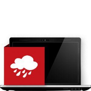 Επισκευή βλάβης σε βρεγμένο laptop