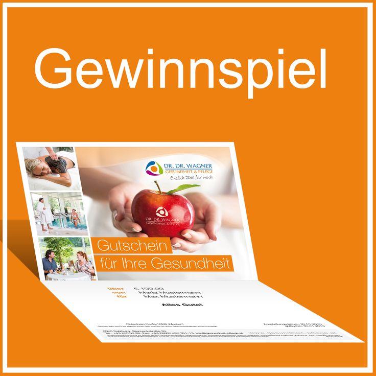 DR. DR. WAGNER GESUNDHEIT & PFLEGE Weihnachtsgewinnspiel. Nähere Informationen unter http://www.gesundheit-pflege.at/kurhotels/gutschein%20gewinnen