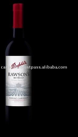 Dawson's retreat Australian red  Great wine