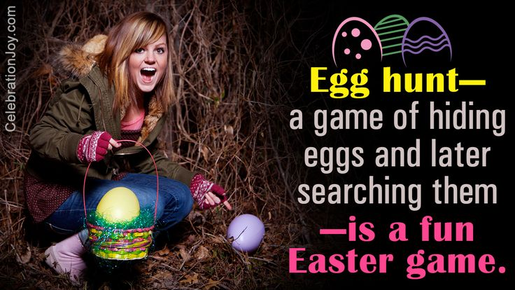 Just a few days left for Easter and you must have already started planning for parties and get-together. Here we have presented a list of games that you can play and enjoy on this day. Take a look.