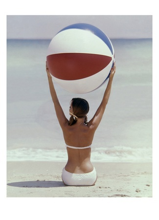 It All Appeals to Me: Vintage Beach Photography
