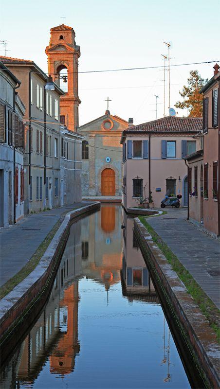 Comacchio, Ferrara, Emilia-Romagna