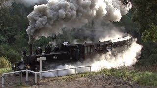 steam trains - YouTube