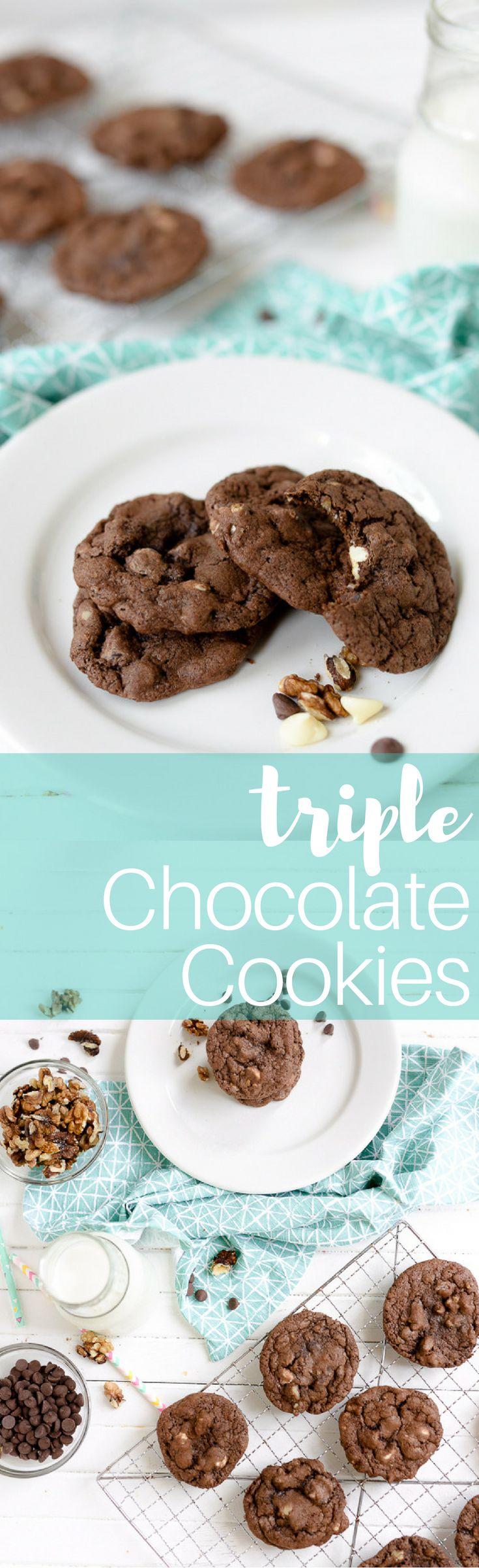 Panera Triple Chocolate Cookie Recipe