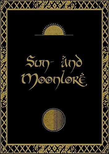 Sun- and Moonlore by [Lütz, Florian] #folklore #witchcraft #wicca #mythology…