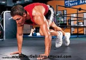 Erkekler İçin Vücut Egzersizleri