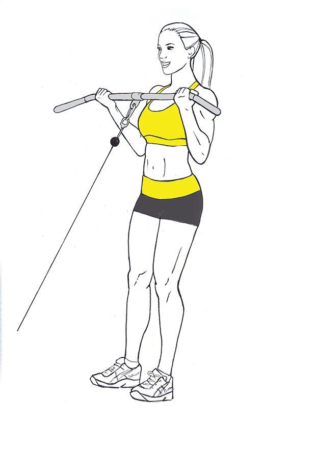54 best leg exercises images on pinterest