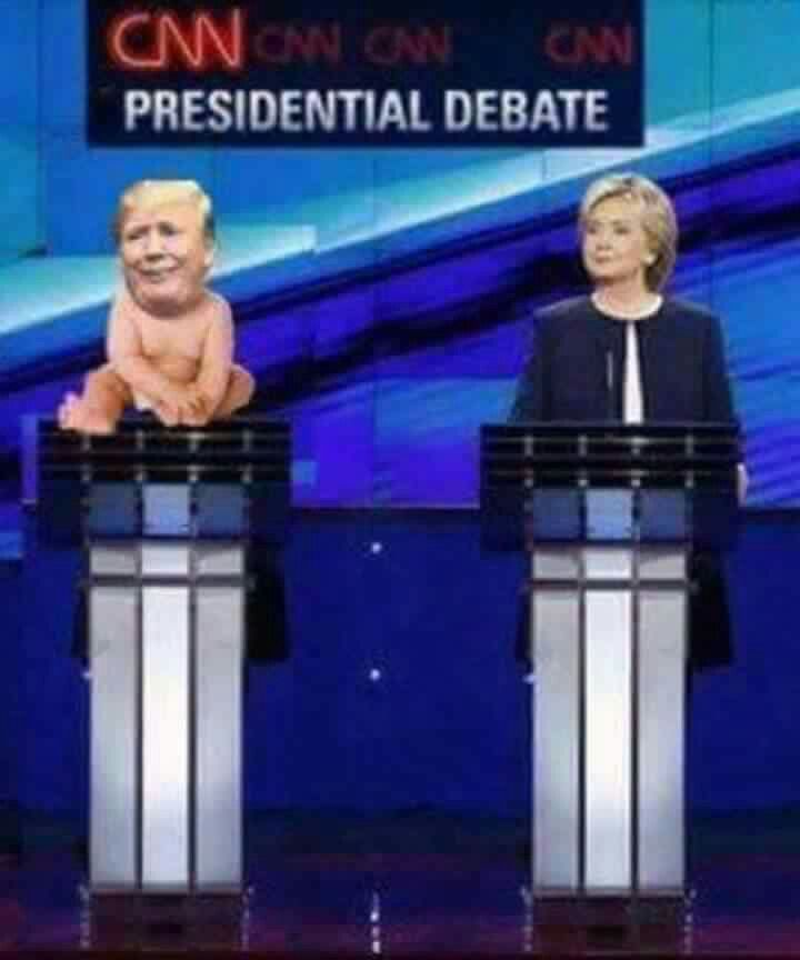 Looking forward to it! #HillaryForAmerica-- wonder if the trump will actually agree to debates. he knows he is not qualified, he knows he is out classed