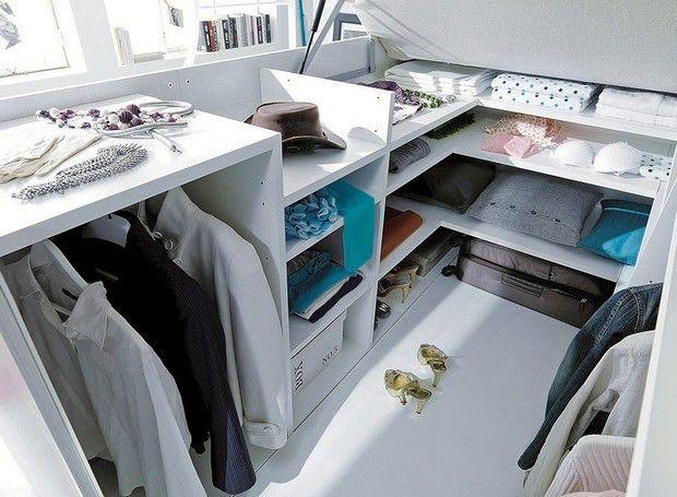 A ideia de ter um móvel multiuso como este é perfeita para quem sofre com a falta de espaço em casa (Foto: Divulgação)                                                                                                                                                                                 Mais